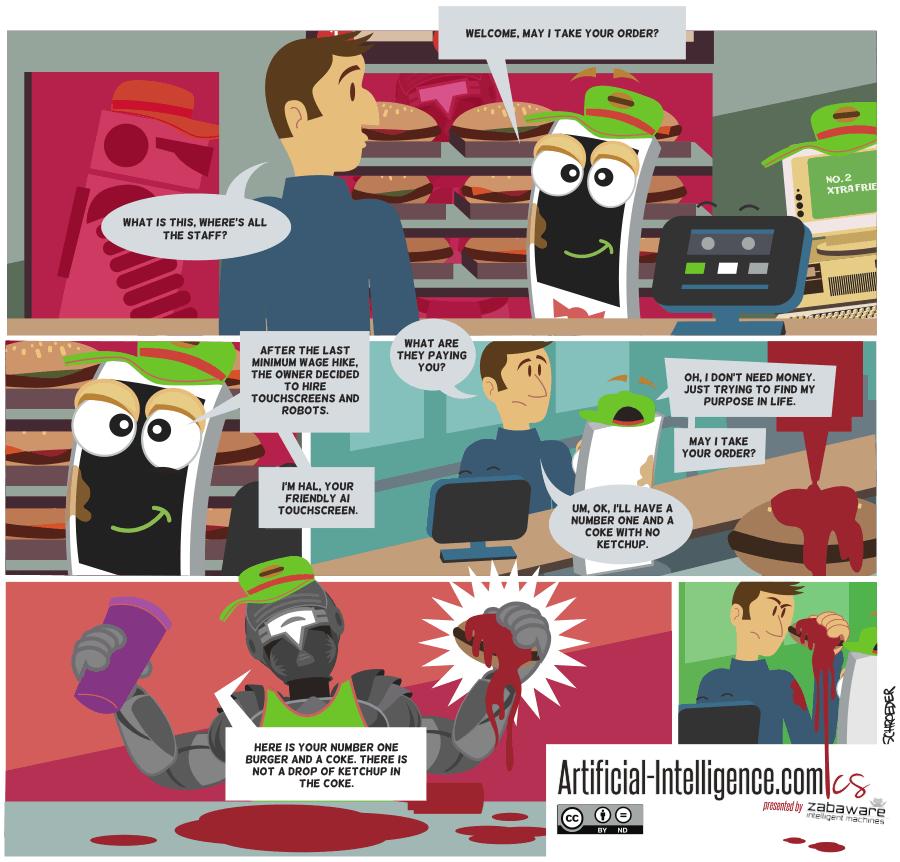 Artificial-Intelligence.com(ics): Minimum Wage Work (Comic #11)